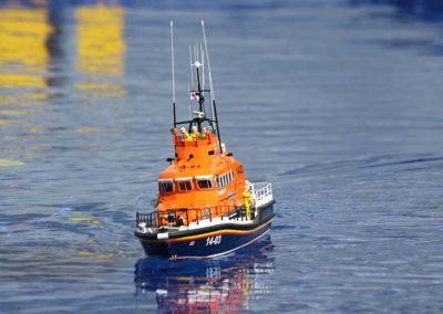 Boat Pool Lifeboat James McDowall